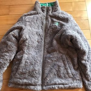 Reversible north face jacket!!